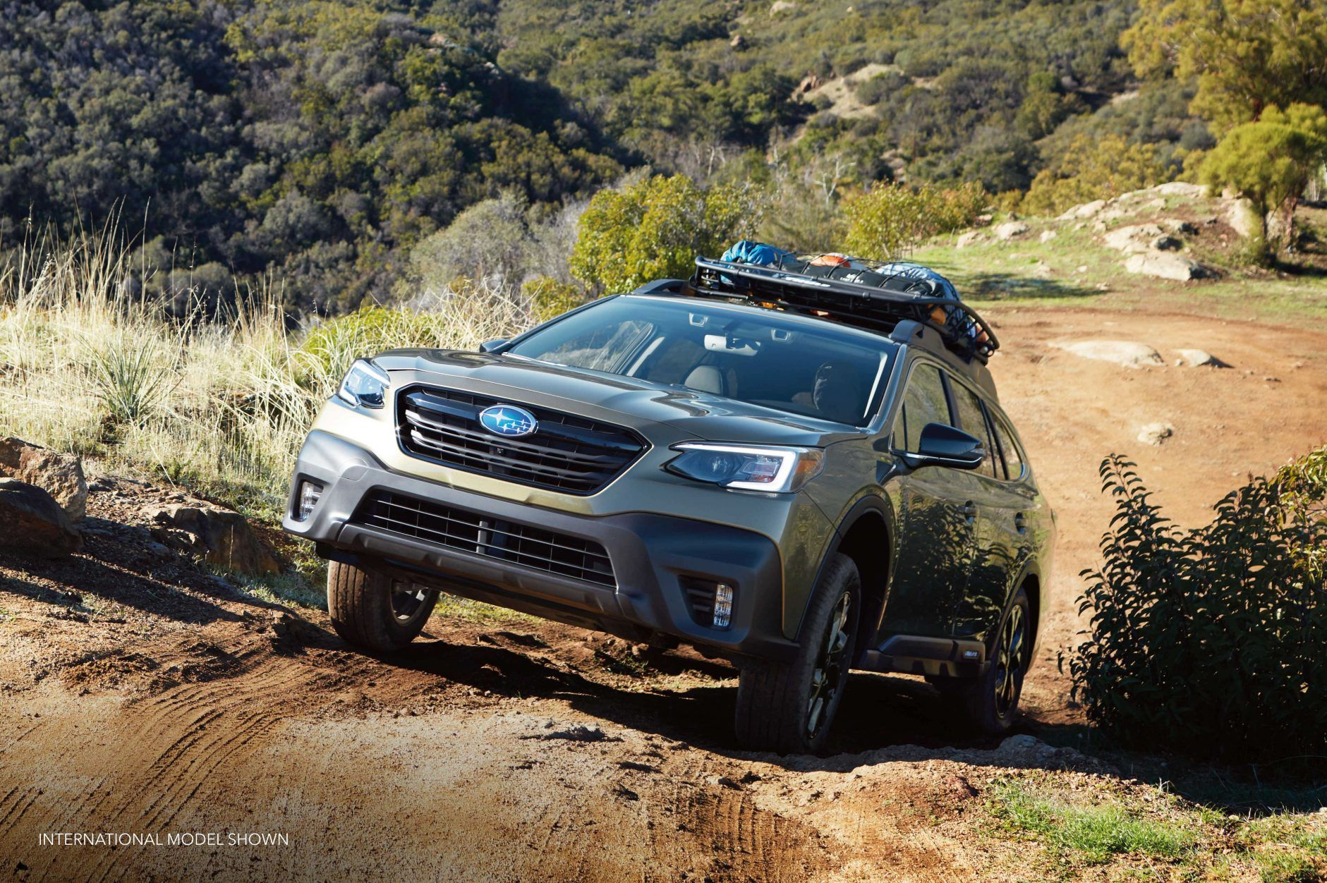 the redesigned 2021 subaru outback provides more than