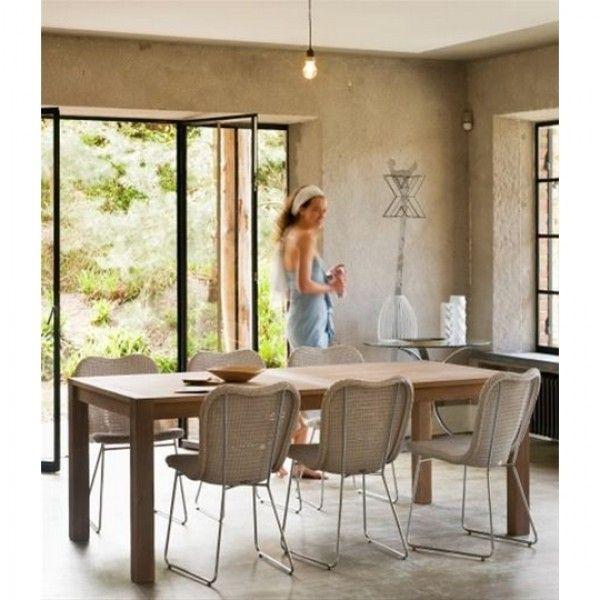 Chaise Loom Vincent Sheppard Mise En Scene Chaise Moderne Meuble Mobilier Patine