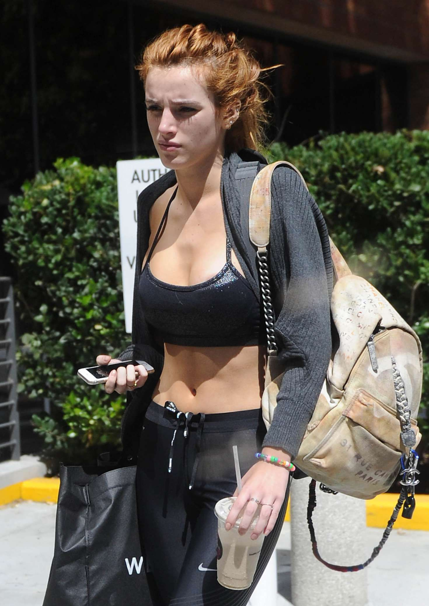 Paparazzi Kaili Thorne naked (58 foto and video), Tits, Hot, Boobs, braless 2015