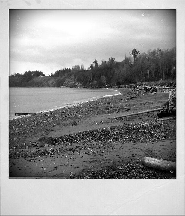 Beaches Vancouver Island: Island View Beach, Vancouver Island