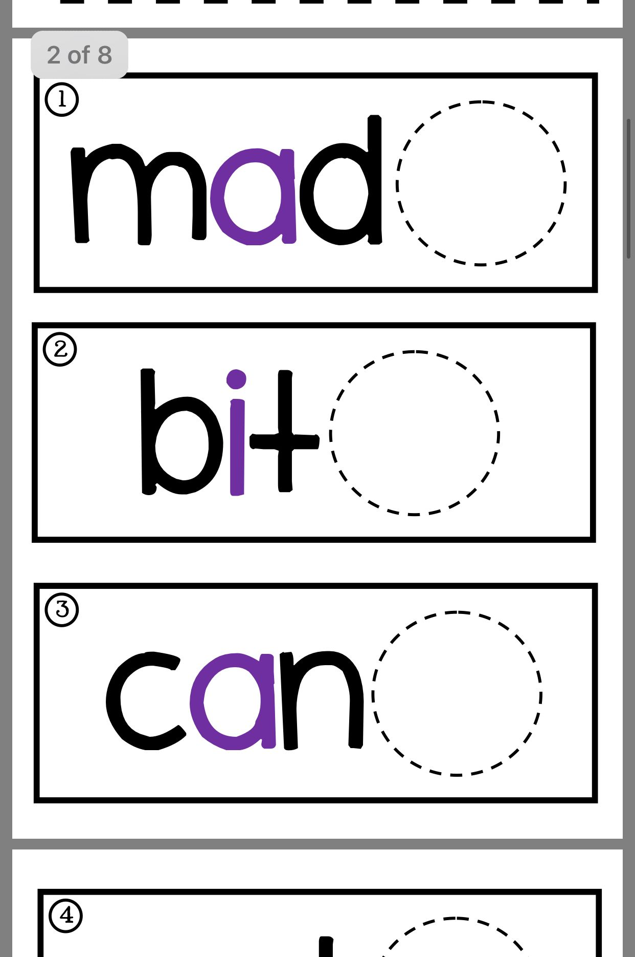 Pin by Nikki Marroletti on 2nd grade Word work, Reading