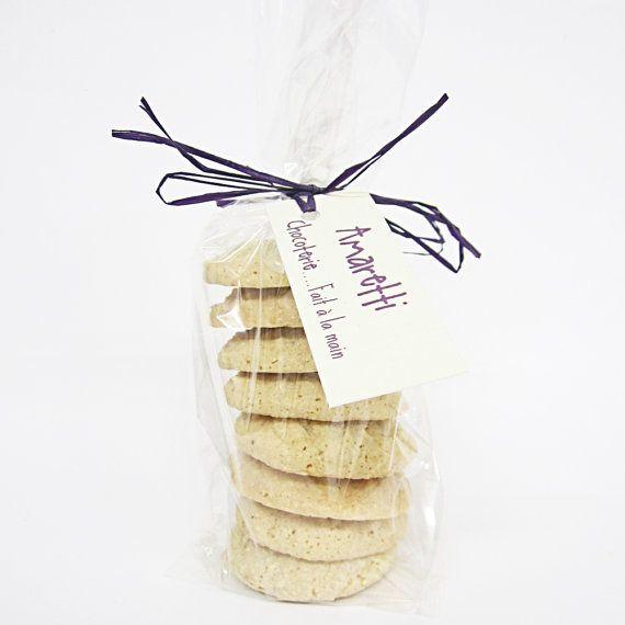 Biscuits amaretti, 100 grammes