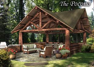 outdoor designs remodeling your exterior ideas using outdoor pavilion design plans backyard - Patio Pavilion Ideas