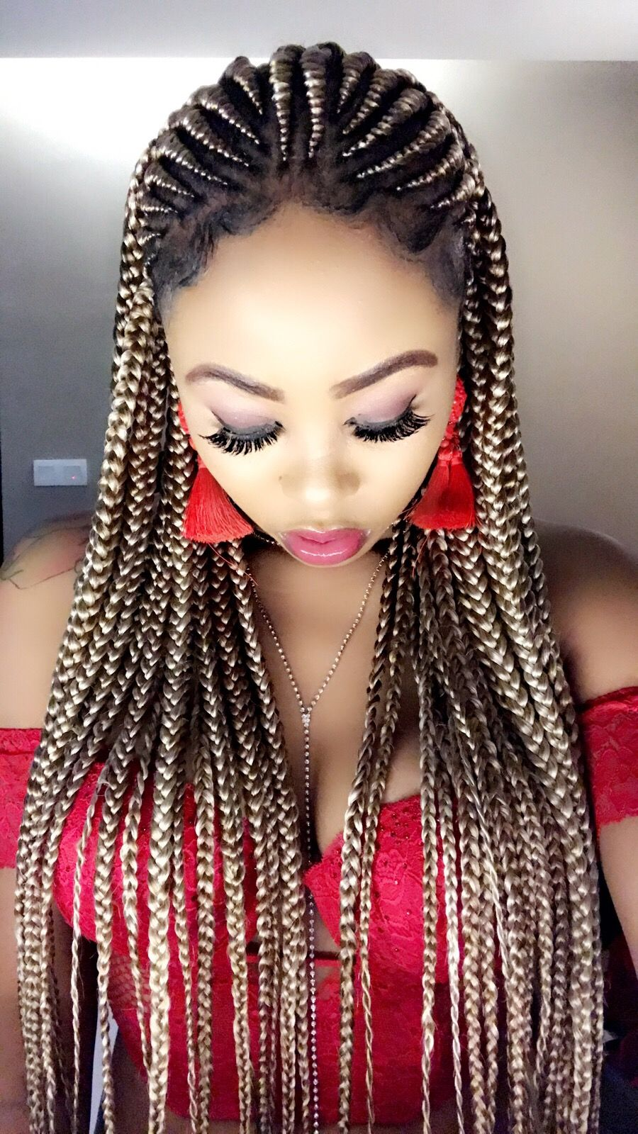 how to bring box braids back to life