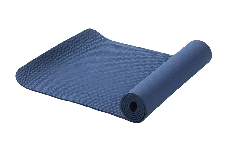 Extra Long and Wide TPE Workout Mat for Women and Men Pilates 7 x 2.5 x 6mm Workout CAMBIVO Yoga Mat Large Exercise Fitness Mat for Yoga