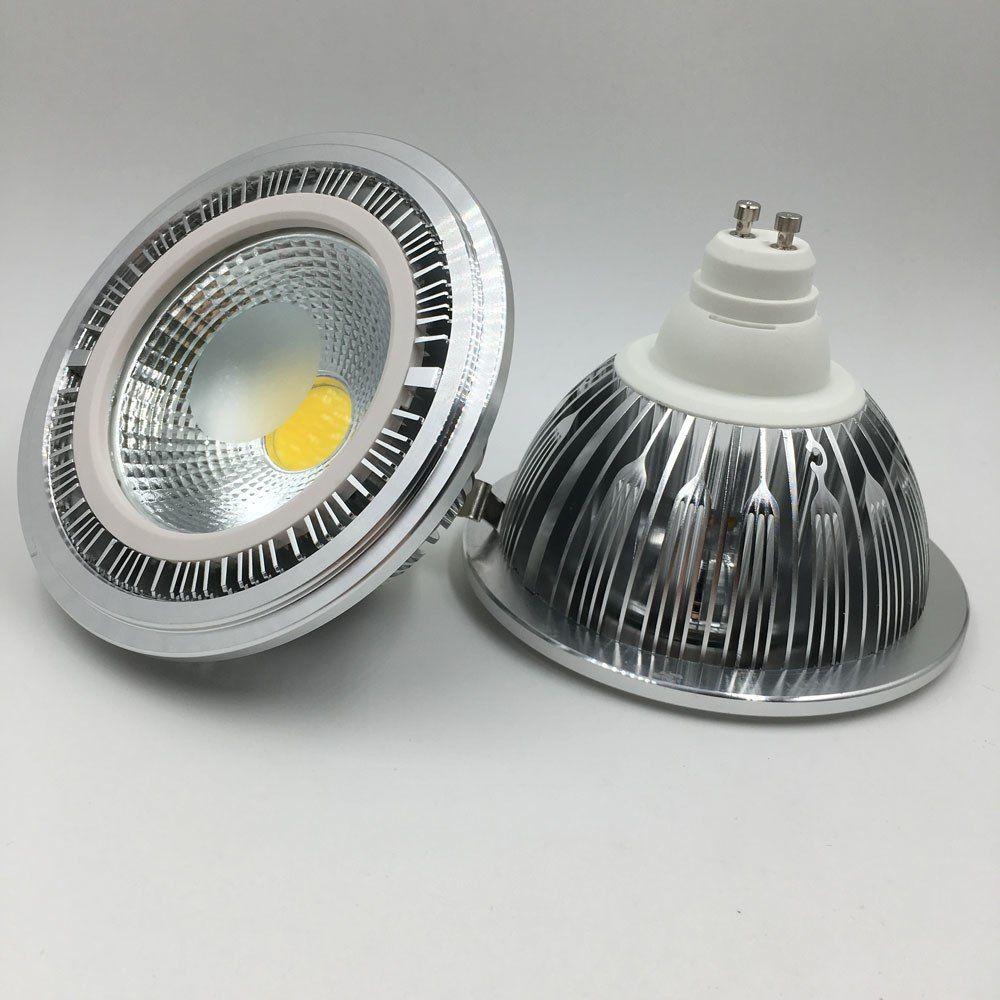 GU10 AR111 LED Lampada AR111 LED 220V Spotlight 7W LED
