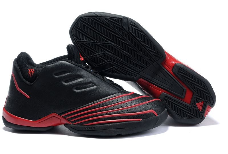 30f9030afbc Adidas T-Mac 2 Shoes Black Red