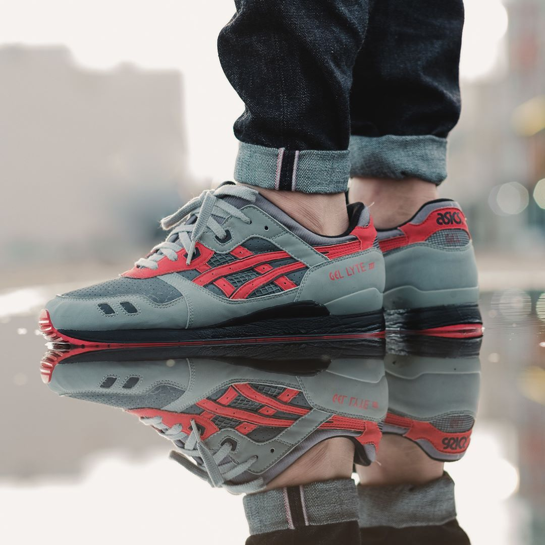 David Z x Asics Gel Lyte III
