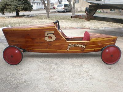 The Jalopy Journal Blog Archive Vintage Soap Box Cars With