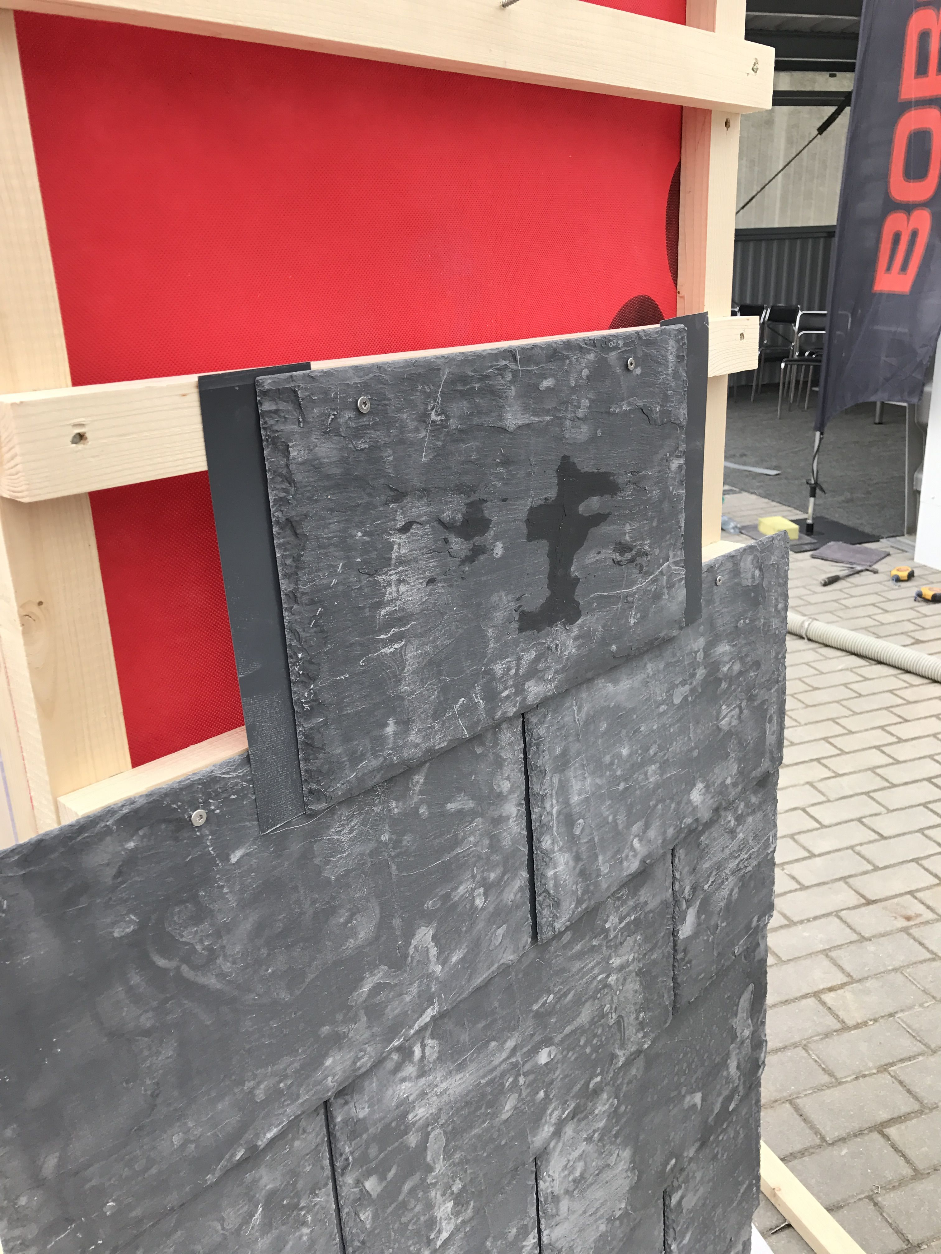 Roofing Slate Welsh Slate Cwt Y Bugail Facade Wall Cladding Resta 2017 Vilnius Lithuania Dom Snaruzhi Fundament Doma Fasady Domov