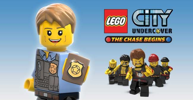 Lego City Undercover: The Chase Begins Decrypted 3DS ROM Download ...