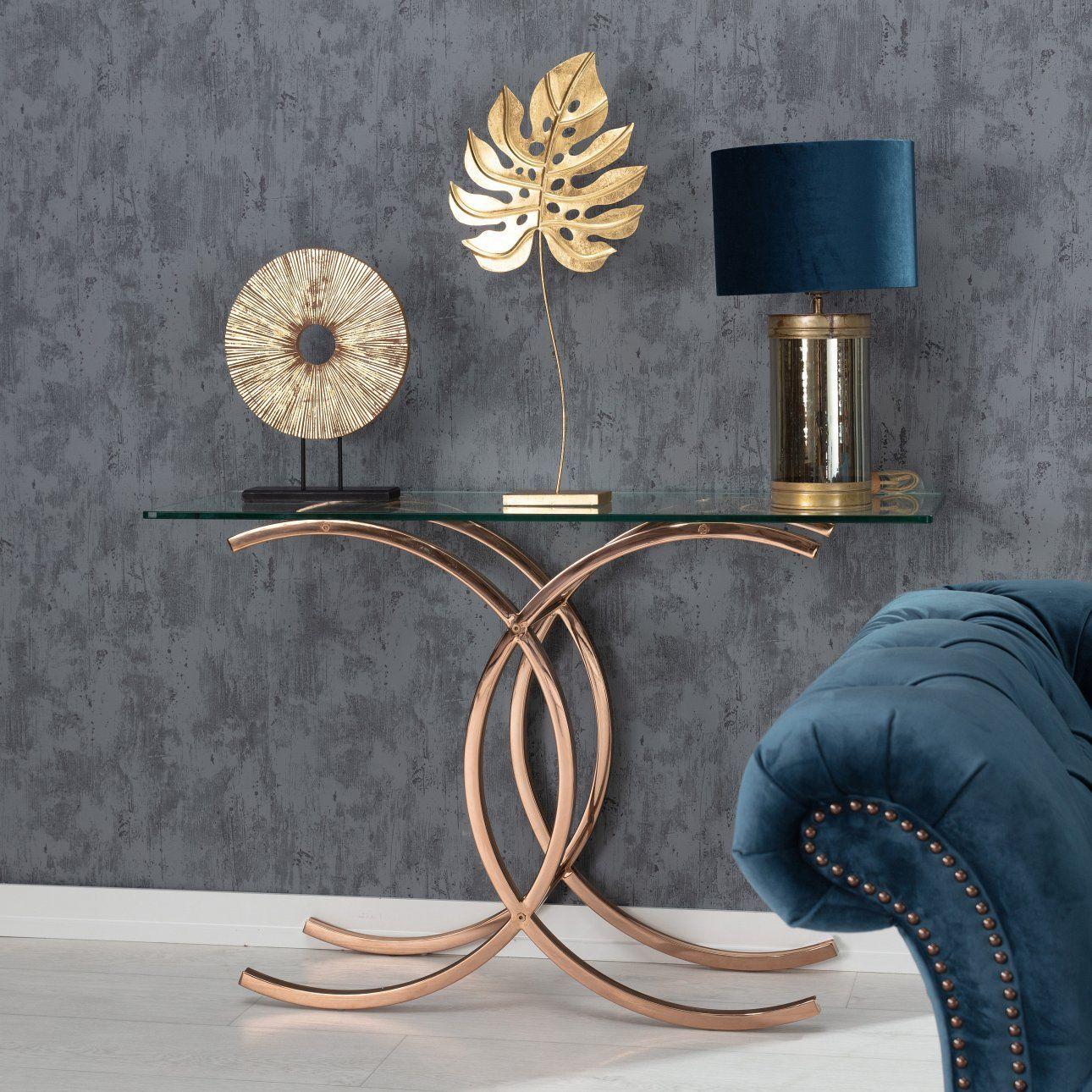 Konsole Chica Rose Gold 128x40x79cm 128 40 79 Cm Jetzt Bestellen Unter Https Moebel Ladendirekt De Wohnzimmer Tisc Konsole Konsolen Tisch Konsolentisch