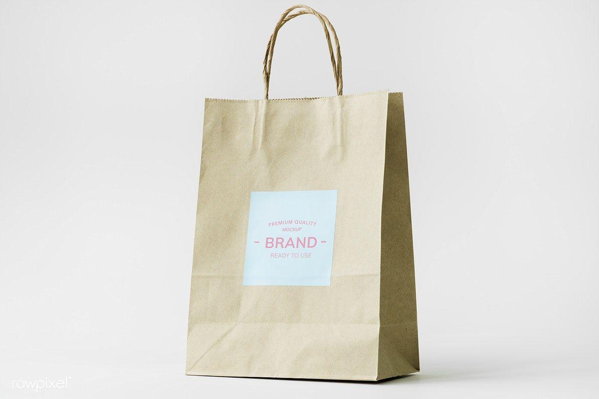 Download Download Premium Psd Of Paper Bag Mockup 296363 Bag Mockup Bags Paper Bag Design