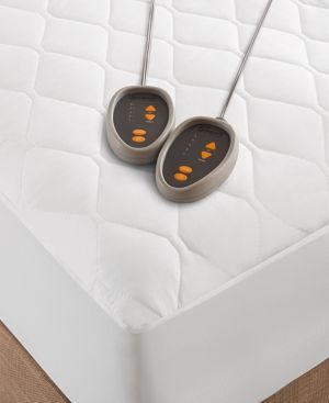 Beautyrest Quilted Twin Electric Heated Mattress Pad & Reviews