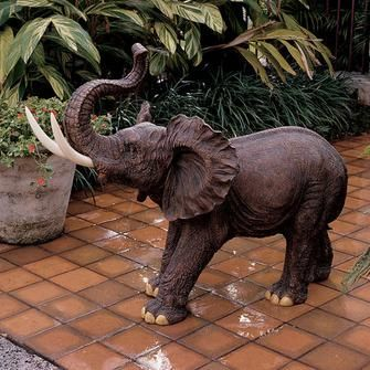 Triumphant Entry Elephant Sculpture Was: $649.00           Now: $599.00