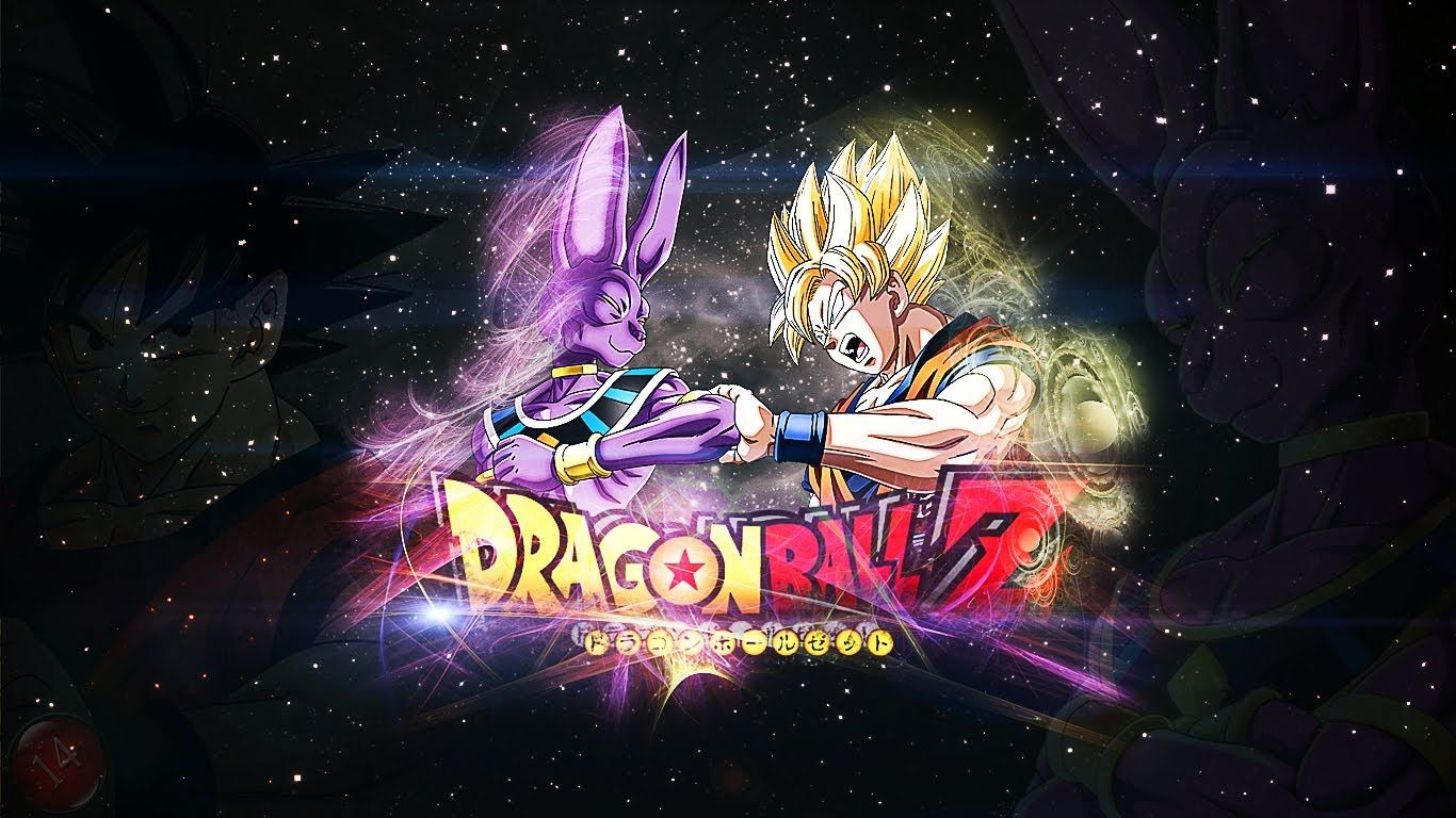 Dragon Ball Z Battle Of Gods HD Wallpaper