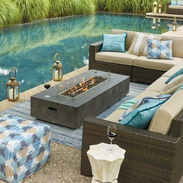 Frontgate Luxury Outdoor Furniture, Outside Patio Furniture