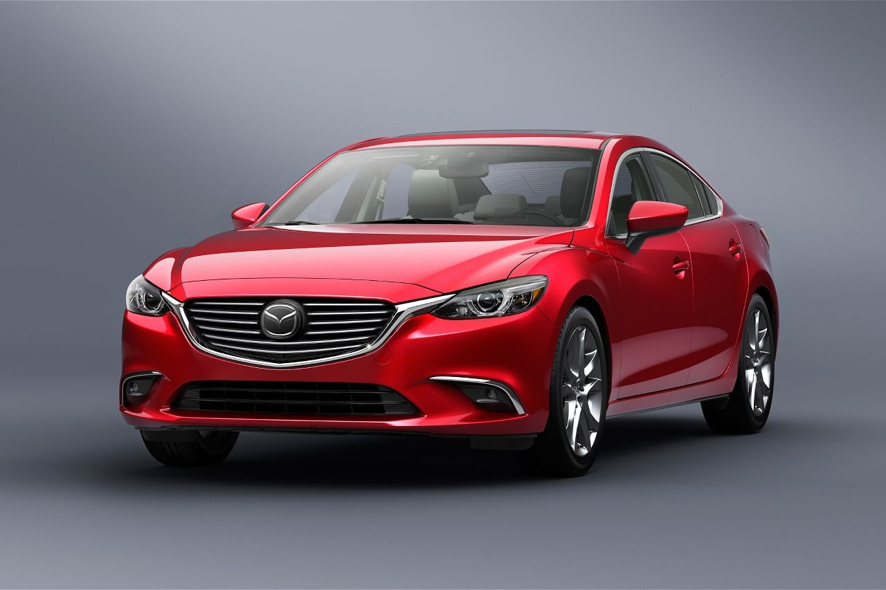 2016 Mazda 6 Design Refresh and Release Date The 2016 Mazda 6 is a