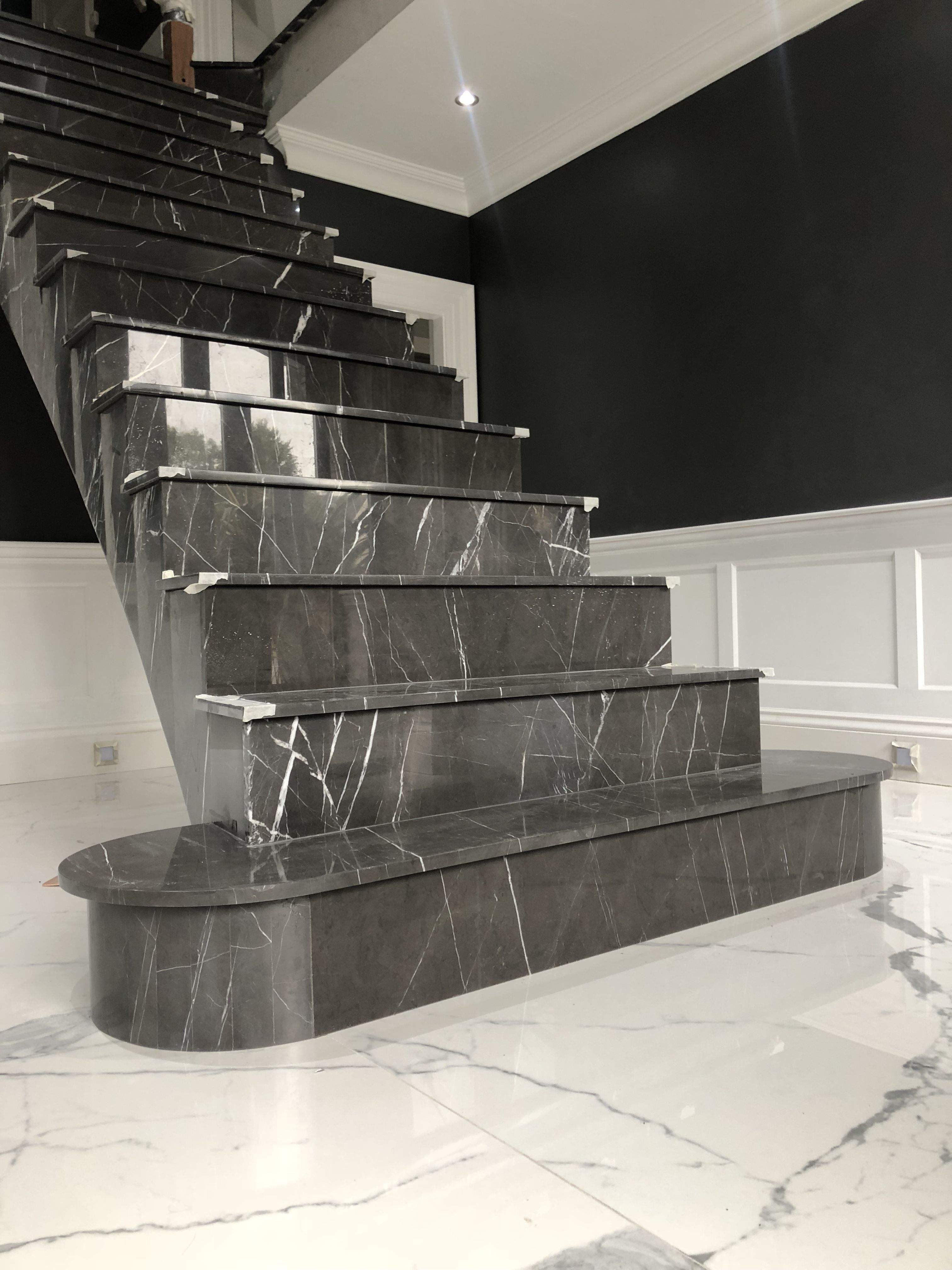 Staircase   Marble staircase, Staircase design, Stairway ...