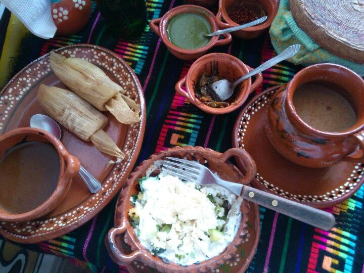 Comida Mexicana #toxtli #cazuela