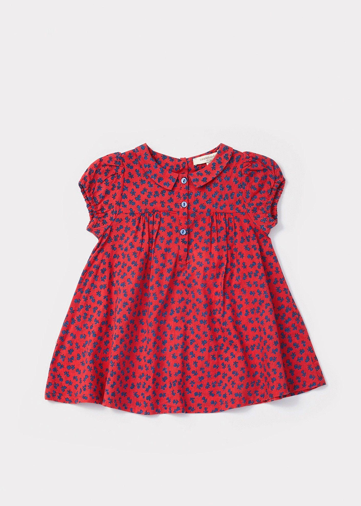 a77e2c98e7da Annatto Baby Dress