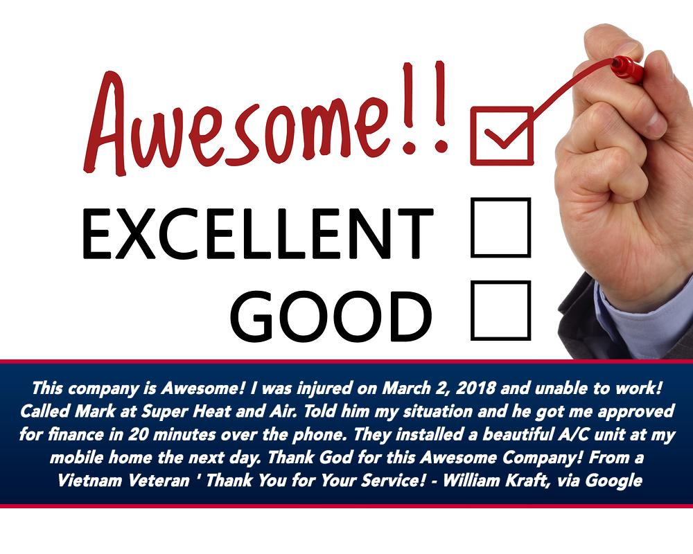 Tampa Bay Air Conditioning Company Reviews Super Heat