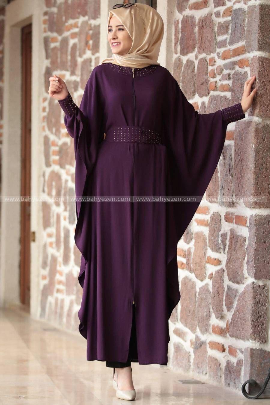 Tesettur Tesettur Giyim Abiye Elbise Ferace Bahyezen Giyim Islami Giyim Elbise