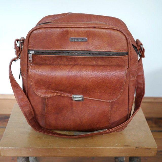 652fce741d6b Vintage 70s SAMSONITE Sonora II Vinyl Airline Travel Carry On Bag Case Tote   Samsonite