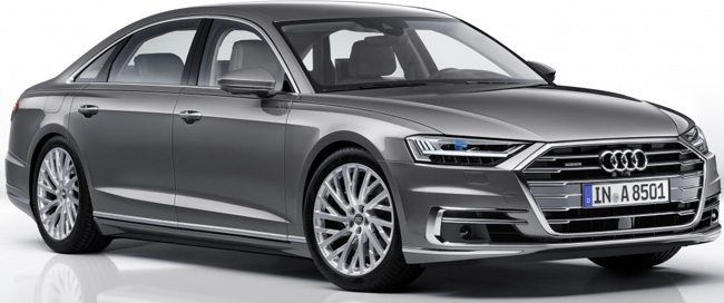 2018 Audi A8 Colors Release Date Redesign Price The Exterior