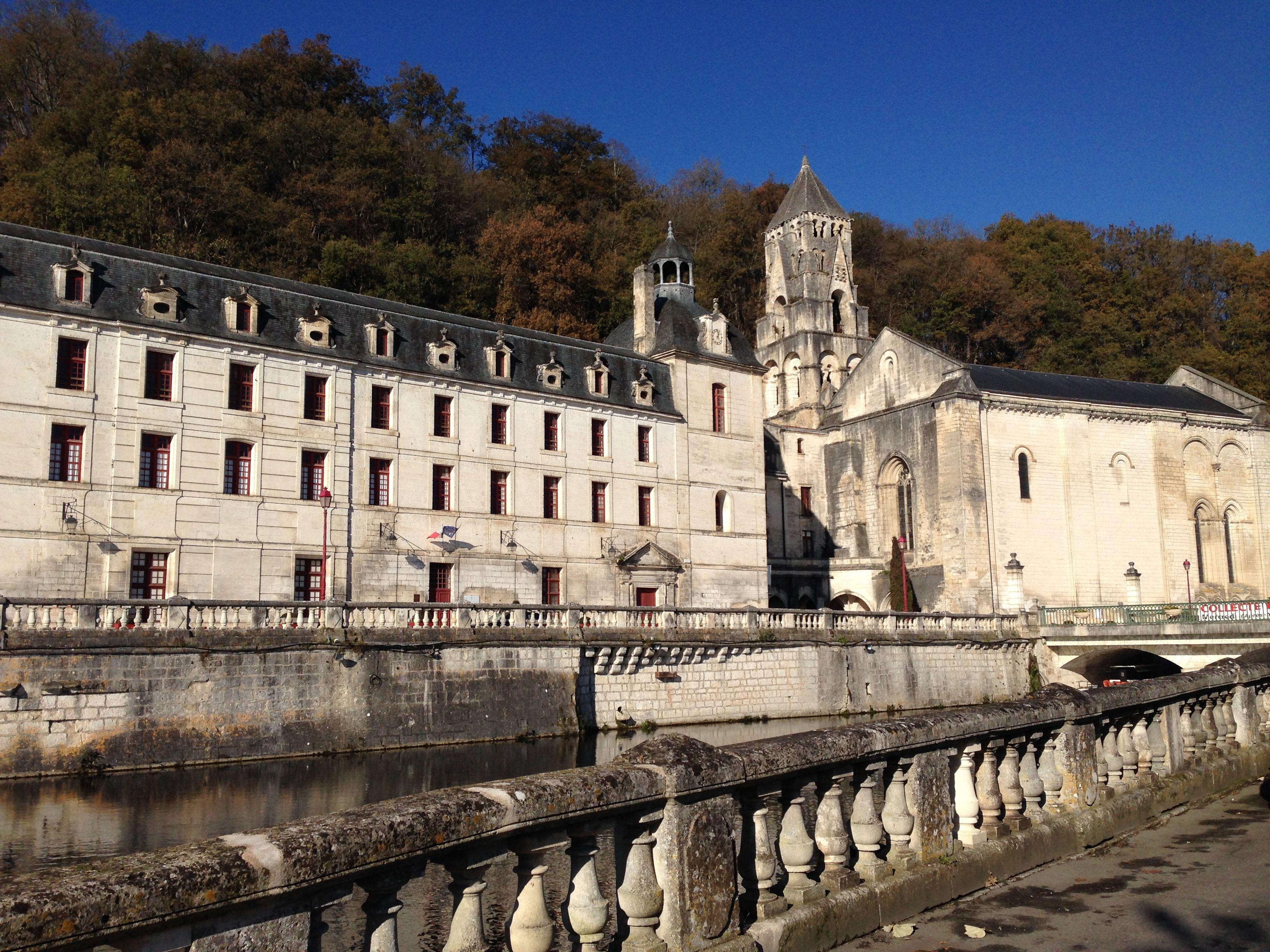 Amazing Brantome Dordogne Landmarks Travel