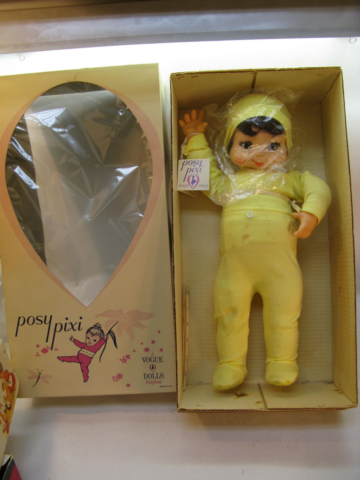 Details About Vintage Vogue Doll Posy Pixi Pixie 17in