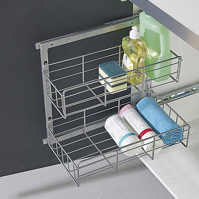 Pragma Panier De Rangement Sous évier L25cm Ikea Cie