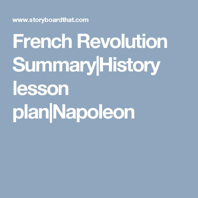 french revolution summary - 640×640