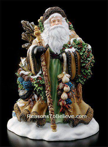 Artist pipka home gt santa figurines peggy abrams