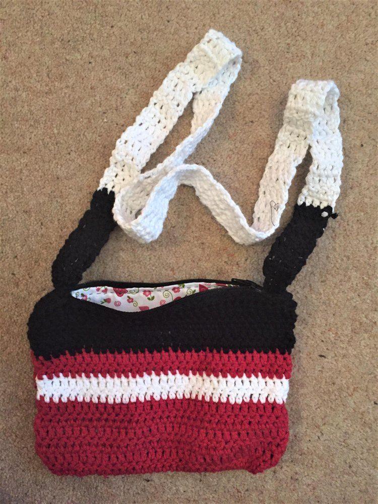 Easy Crochet Bag Crochet Bag Patterns Pinterest Easy Crochet