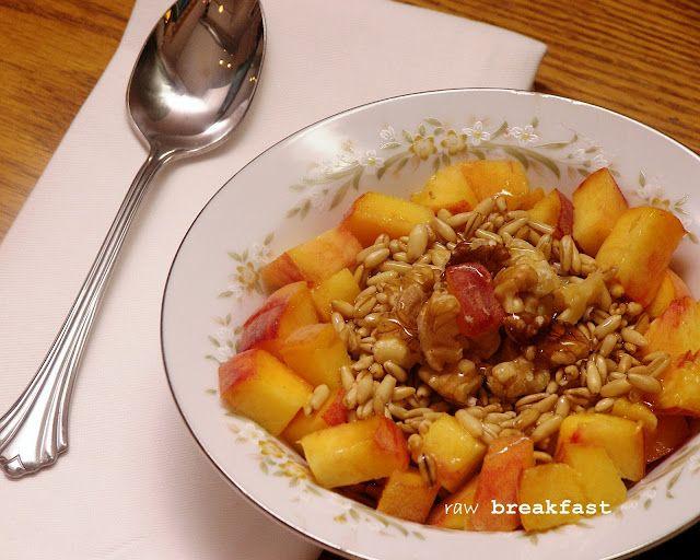 The intentional minimalist raw breakfast six ways foods raw food diet forumfinder Gallery