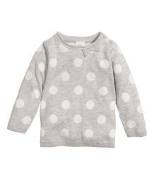 Fijngebreide trui H