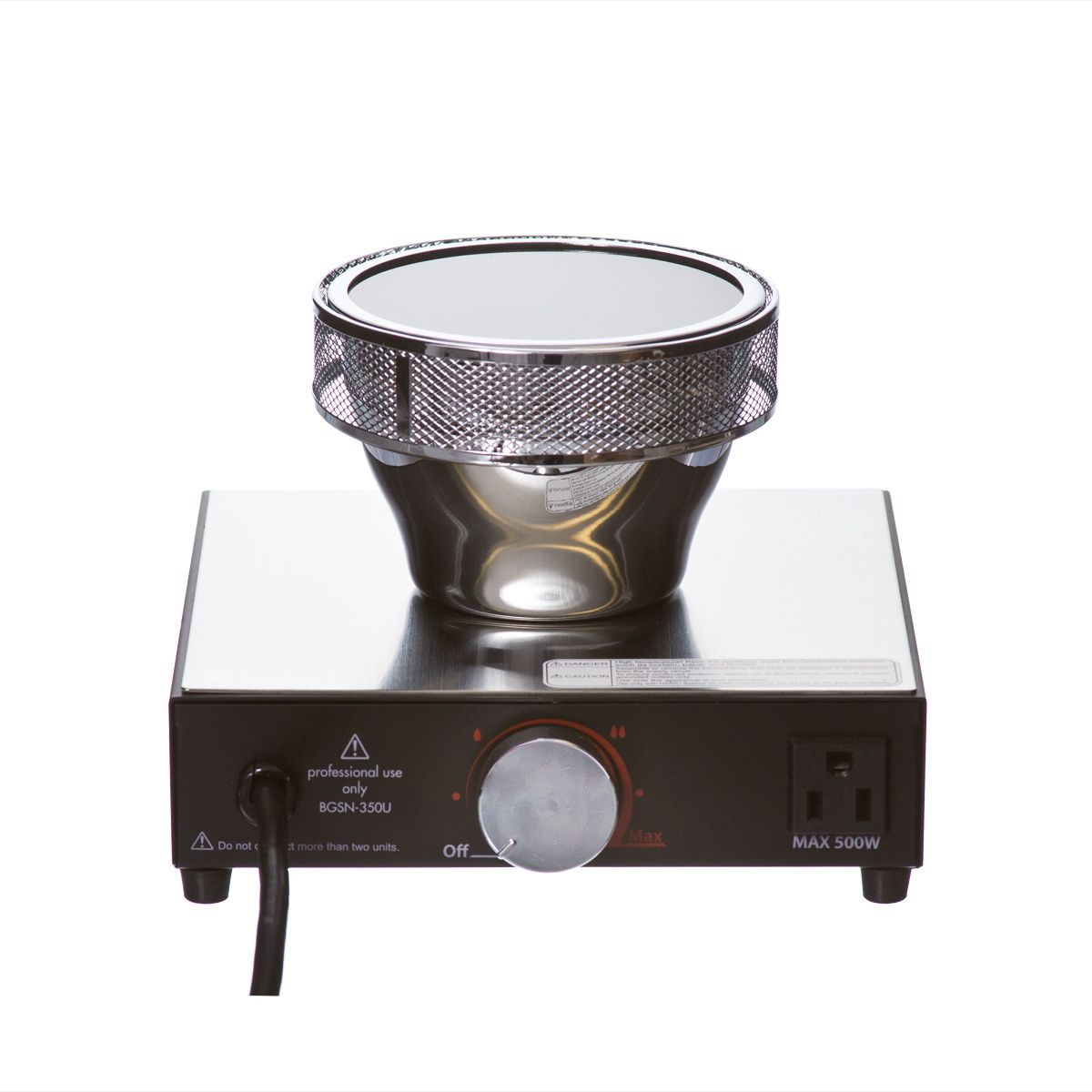 Hario Beam Heater A Powerful 350 W Halogen Lamp And Precise Dial