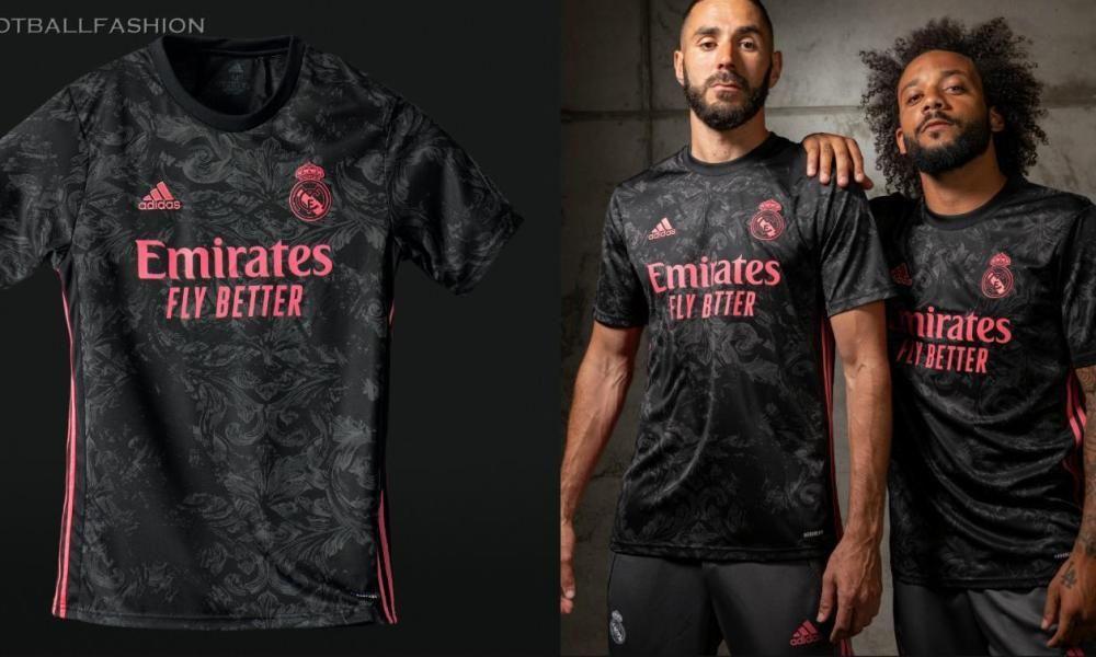 Real Madrid 2020 21 Adidas Third Kit In 2020