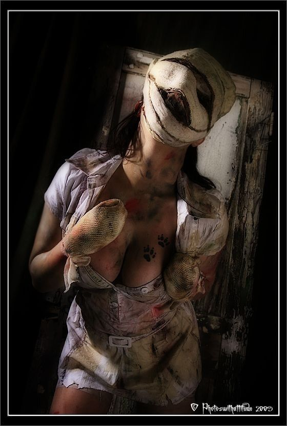 Fun! want silent hill nurse xxx