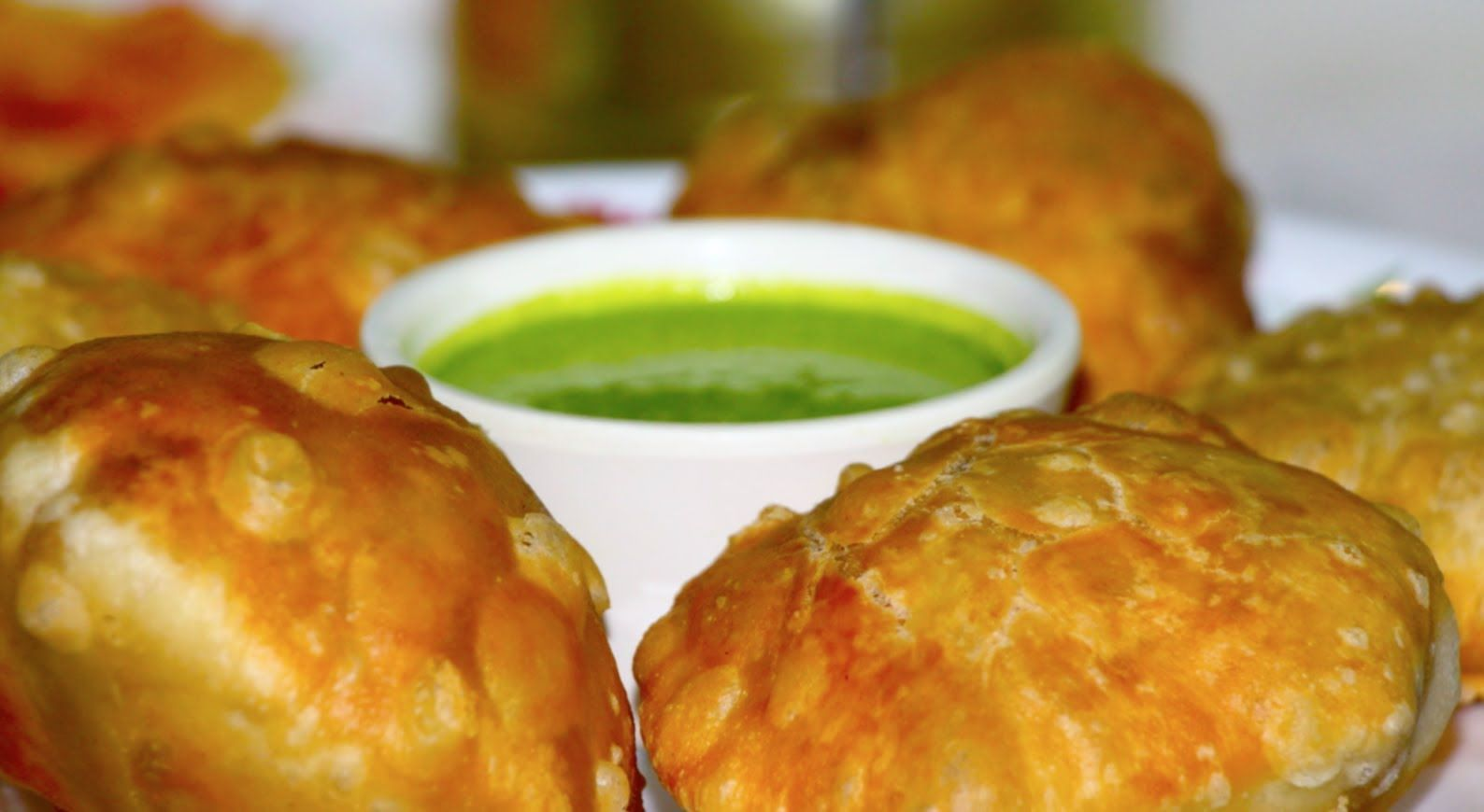 best kachori puff pastry indian style recipe from lovely s kitchen with images recipes on hebbar s kitchen kachori id=31907