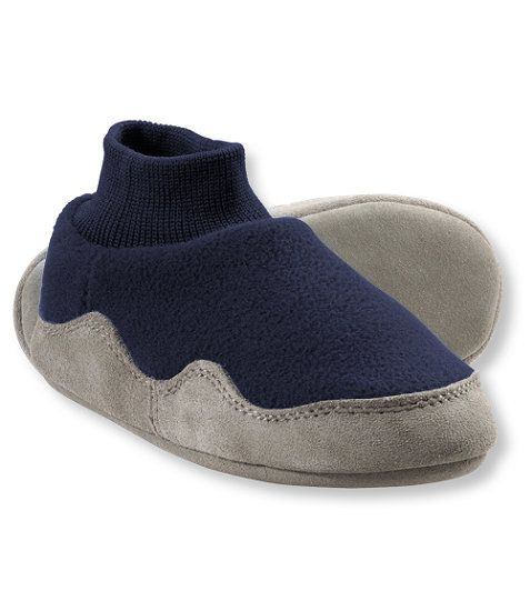 66734d1ec Toddlers  Fleece Slippers