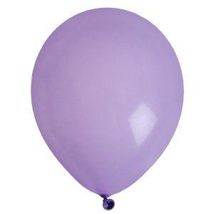 Rose Lavande Blanc Hélium Ballons Baby Shower Baptême Décorations de Fête 10