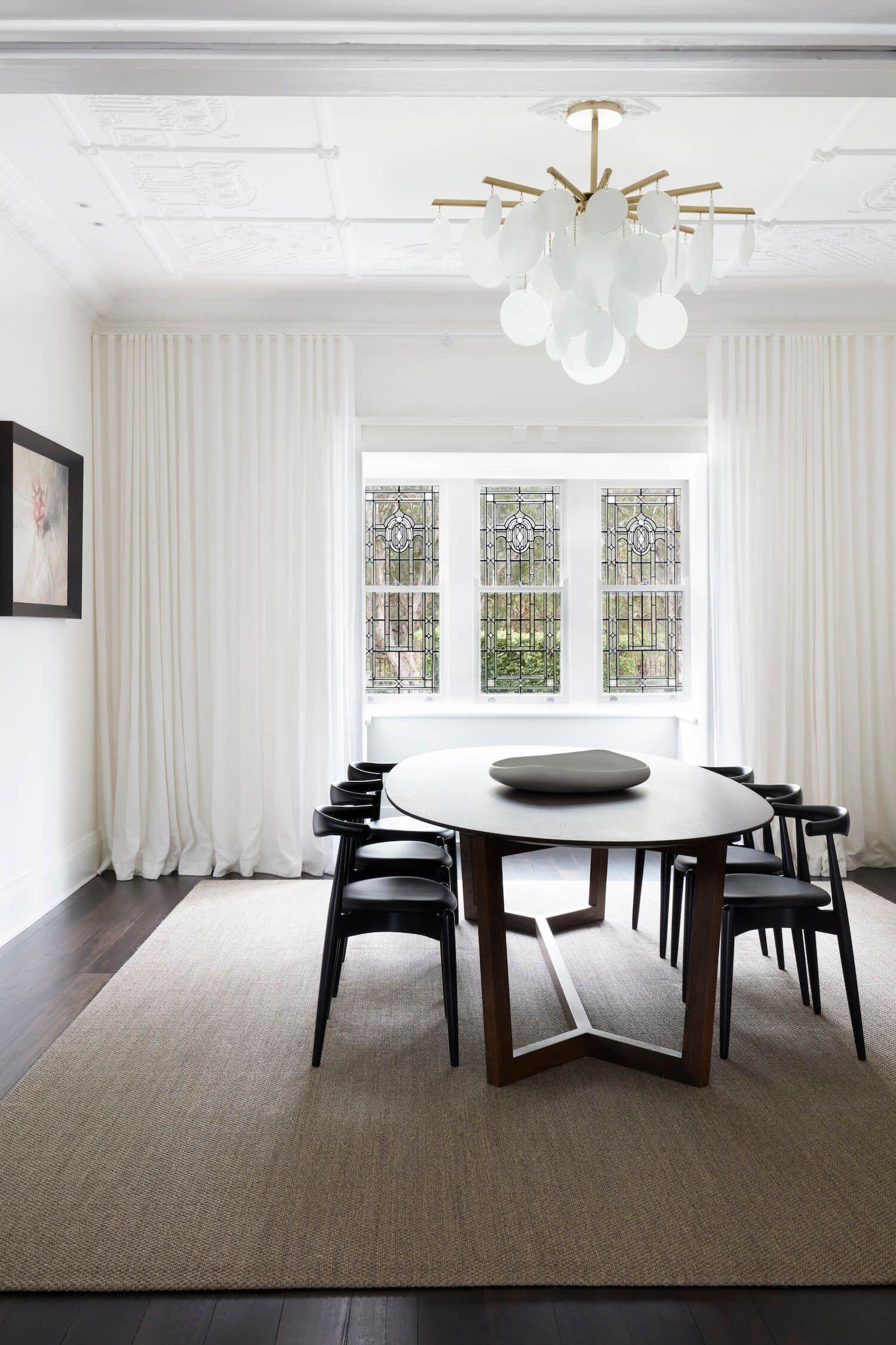 Centennial Park House By Madeleine Blanchfield Dining Room