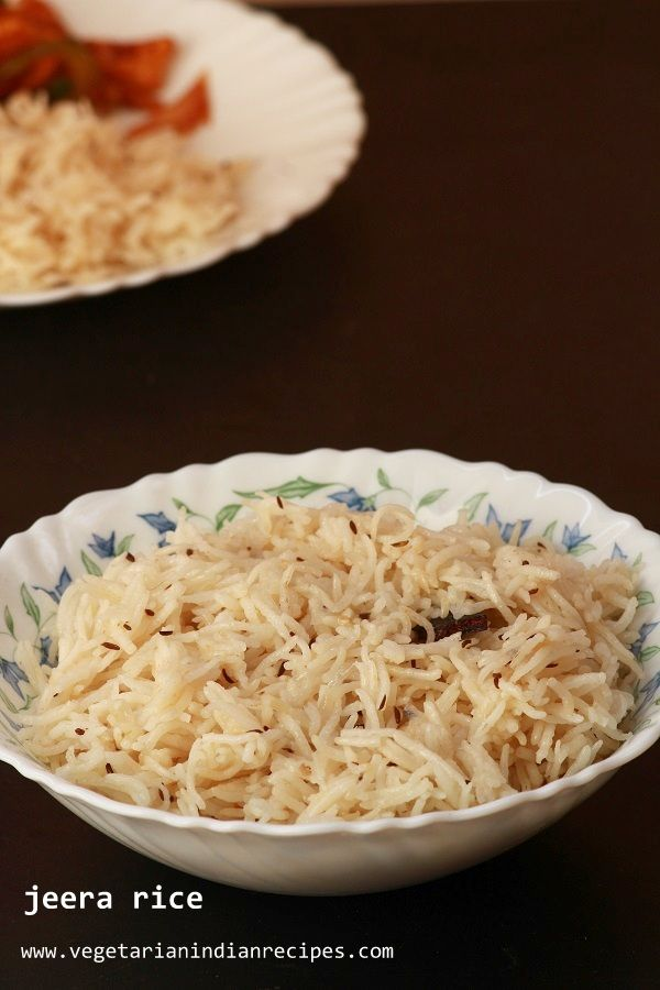Jeera rice tasty and easy to make rice recipe for lunch jeera rice easy to make and healthy north indian style rice dish can be served with dal fry veg kurma or palak paneer forumfinder Choice Image