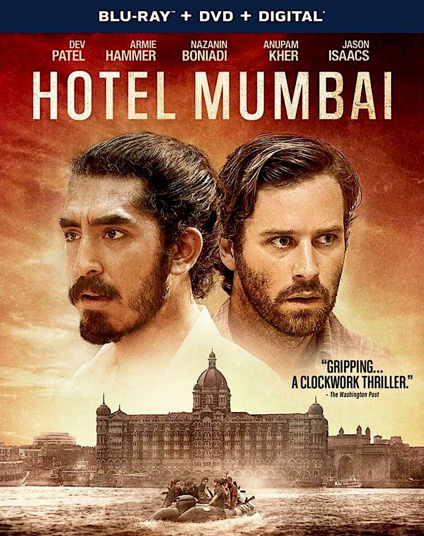 Hotel Mumbai Blu Ray Universal Studios In And Out Movie Blu