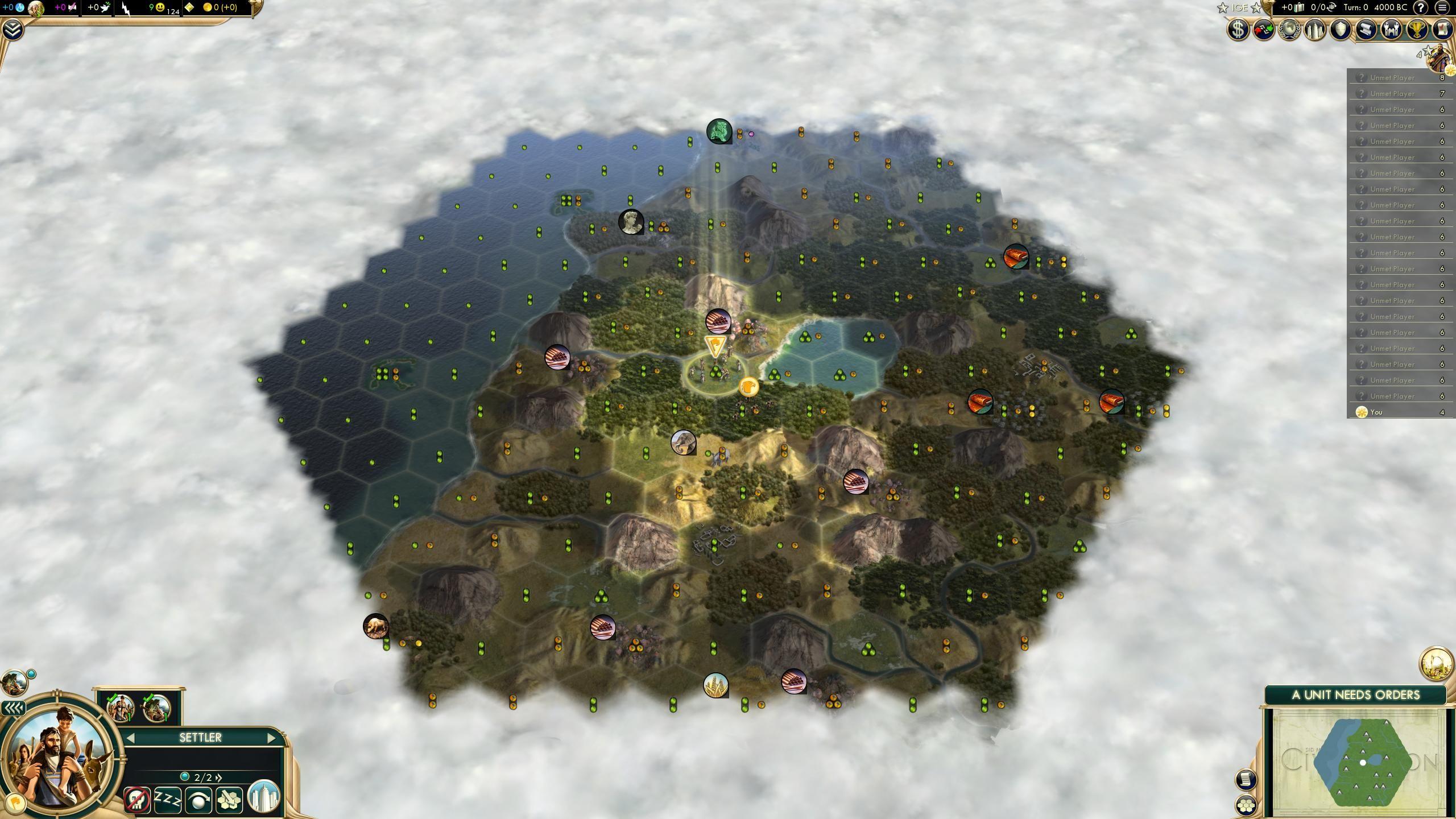 Where do I settle? (vox populi immortal)
