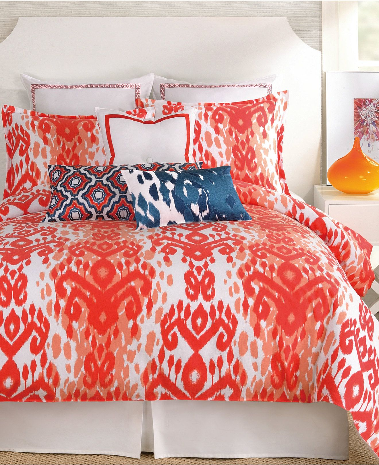 bed trina bedding ikat pin comforter sets a cover bag and in duvet turk