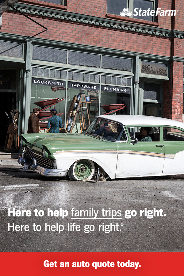 State Farm Auto Insurance Home Safety Tips Protected Car