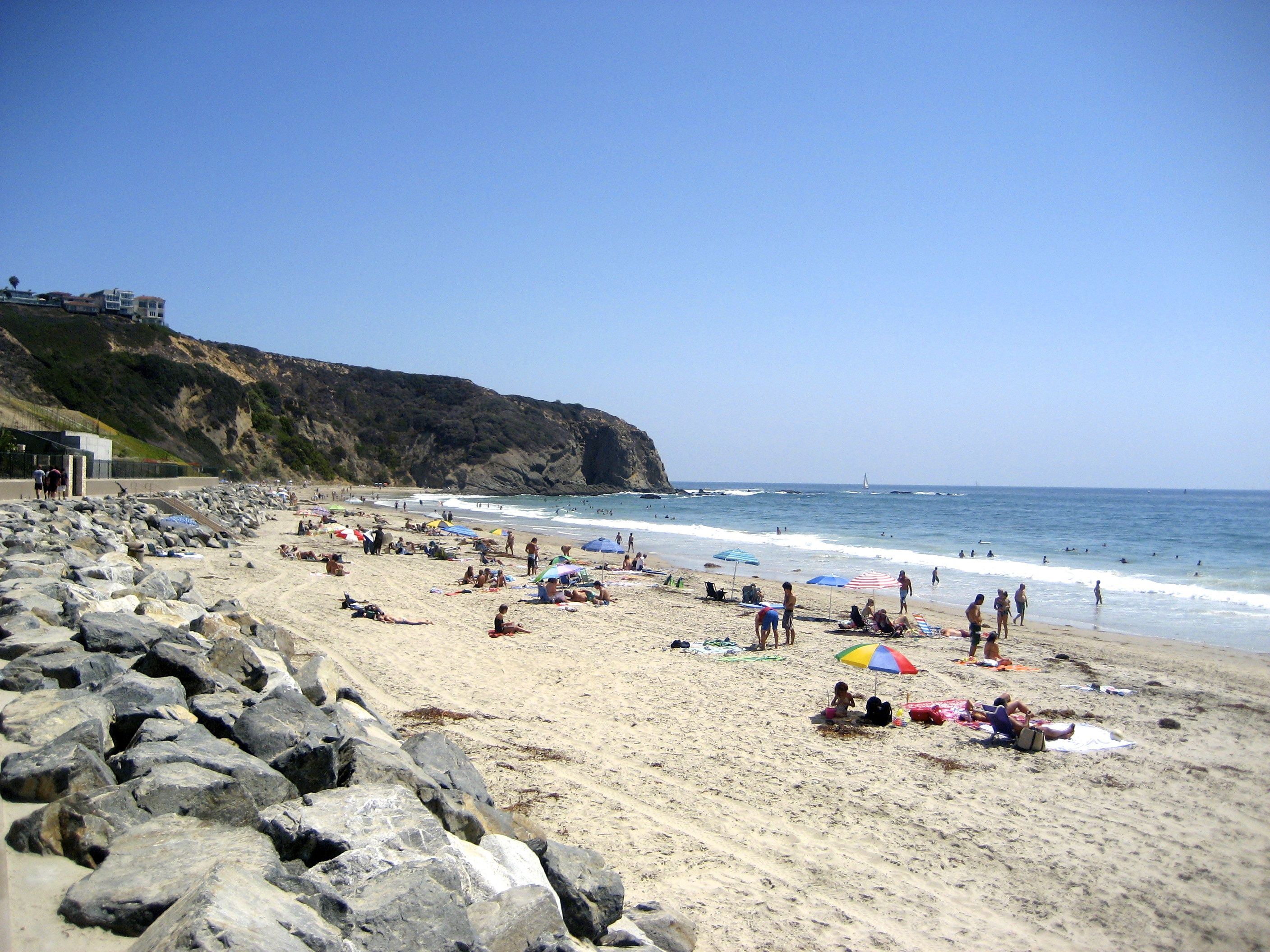 Strands Beach Dana Point Ca